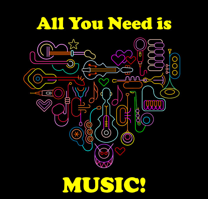 All You Need is Music